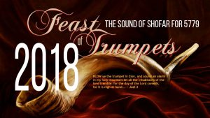 2018 Feast of Trumpets